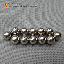 12 pcs NdFeB Magnet Balls 15 mm diameter Strong Neodymium Sphere Permanent Magnets Rare Earth Magnets Grade N42 NiCuNi Plated