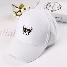 New Korean cartoon dog bat bear Animal  baseball cap cute sun hat for men women Snapback embroidery gorras hat