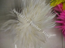 Free shipping 1000pcs 12-15cm natural color grizzly stripe chicken rooster plumage feathers for jewelry making bulk sale