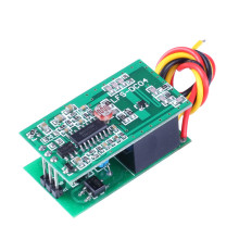 2.7G Microwave Radar Sensor Switch Module Induction Switch 2.7GHz High Power 220V 360 Degree 5-8m Relay Output