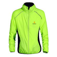 Outdoor Sport Cycling Jerseys Rain Coat Ropa Ciclismo Wind Coat / Windproof Windcoat Bicycle Clothing Bike Cycle Raincoat 2017(China)