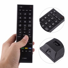New Black For Toshiba LCD Smart TV Universal Replacement Remote Control Controller For RV700A RV600A RV550A 42SL700A TV