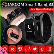 Jakcom B3 Smart Band New Product Of Smart Accessories As Genuine Leather Watch Band Bracelet Kaco Sky Cronometros Deportivos(China)