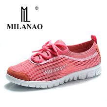 MILANAO running shoes  breathable super light sneakers comfortable men athletic shoes,brand sport shoes running men