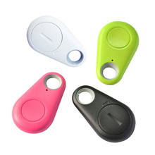 2016 Hot Smart Tag Bluetooth Tracker Child Bag Wallet Key Finder GPS Locator Alarm 4 Colors Fast Shipping
