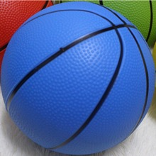 New Inflatable PVC Basketball Volleyball Beach Ball Kid Adult Sports Toy Random Color 1 Pc Mixed Sizes 10cm/15cm/20cm(China)