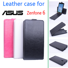 New Luxury Elegant Retro Genuine Real Leather Phone Case for Asus Zenfone 6 Vintage Flip for Asus Zenfone 6 Custom Cases Cover