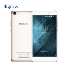 Original Blackview A8 Max MTK6737 Quad Core Android 6.0 Mobile Phone 5.5 Inch Cell Phone 2G RAM 16G ROM 4G 3000 mAh Smartphone