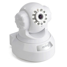 720P HD Wireless Security IP Camera WifiI Wi-fi R-Cut Night Vision Audio Recording Surveillance Network Indoor Baby Monitor