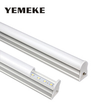LED Tube T5 Light 30CM 60CM 220V~240V LED Fluorescent Tube LED T5 Tube Lamps 6W 10W Cold White Light Lampara Ampoule PVC Plastic(China)