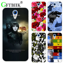 Game Thrones 7 Case HTC Desire 620 620G 820 Mini D820mu Cover Hard Plastic Printed Phone Back Shell Football Case