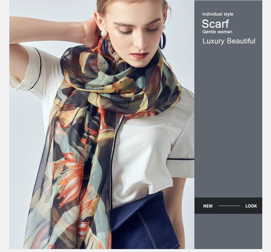 06 scarves for ladies