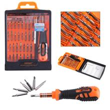 JAKEMY 33 in 1 Screwdriver Disassemble Laptop Cell Phone Tablet Electronics Repair Tools Kit Best  Price