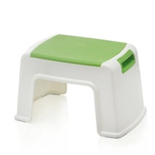 34.5*23*21.5CM Eco-friendly PP Square stools Portable Non-slip durable thicken Footstool