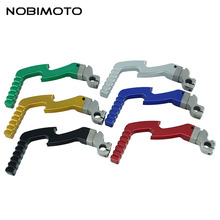 CNC Parts Aluminum Alloy Kick Starter Lever Motorcycle Accessories Spare Parts Fit For 50cc-125cc Dirt Bike Monkey Bike CNC-115(China)
