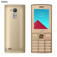 Original Servo V9300 Unlocked Dual Sim Quad Band 2.4'' Screen Cellphones Bluetooth Flashlight Mp3 Mp4 Fm Gprs Mobile Phone(China)