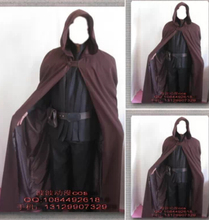 Anime hot selling Star Wars Jedi Knight cosplay costume cloak set
