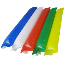 5 pair Inflatable Celebratory Cheering Sticks Football Sports Events School free shipping(China)