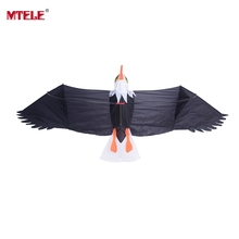 MTELE Brand Kite Toy Outdoor Fun Sports 3D Eagle Bird Kite Kid Family Travel Tour Suburb Camping With Flying Tools
