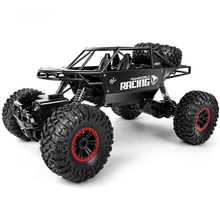 30cm Large 1:12 4WD RC Cars 2.4GHZ Radio Control RC Cars Buggy Toys for Kids 2017 High speed Off-Road Trucks Toys for Children