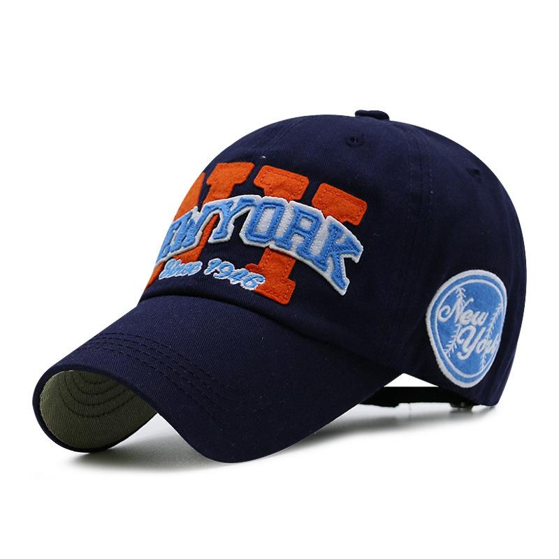 SNP Black white New York baseball cap bone snapback cap brand baseball cap gorras Black hats for men ny casquette hat wom 2