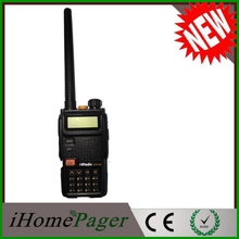 Cheap Professional walkie talkie repeater 5W waiter communication device two way radio 128channels(China)