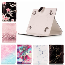 Universal 10 inch Android Tablet PC Leather Flip Case Cover For Samsung iPad Prestigio ASUS Zenpad 10 Z300CL Z300C Z300CG 10.0""