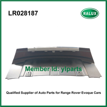 LR028187 LR032309 car black Towing Eye Cover for Range Rover Evoque 2012- auto cover of front bumper Towing Eye Cover supplies