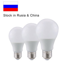 LED Bubble Bulb 85-265V LED Lamp E27 15W 9W 5W Bombillas LED Light-emitting Diode Lamps for Indoor Home Lighting(China)