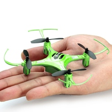 Activity Eachine H8S 3D Mini Inverted Flight 2.4G 4CH 6Axis One Key Return RC Quadcopter RTF VS JJRC H20