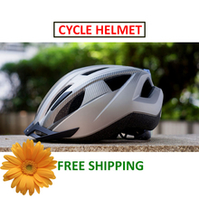 Brand New High Quality Crivit Cycling Sports 11 Air Vents Breathable Ultralight Mountain Road Bike LED Rear Light Bicycle Helmet(China)