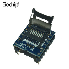 WTV020 WTV020-SD WTV020SD-20SS Mini SD Card MP3 Sound Module voice module For 2560 UNO R3 WTV020-SD-16P