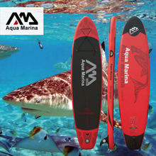 AQUA MARINA 365*82*15cm Inflatable Stand Up Paddle Board(China)