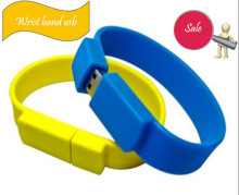 Usb Stick Wholesale retail   Wristband  USB  memory stick usb flash drive pen drive 2GB 4GB 8GB 16GB 32GB Real capacity S363