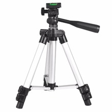 Universal Portable Aluminum Digital Camera Camcorder Tripod Stand Lightweight for Canon for Nikon for Sony(China)
