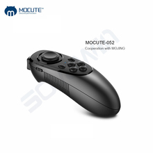 MOCUTE Remote Controller Joystick Game Pad Control Wireless Bluetooth 3.0 Gamepad For Android VR 3D BOX BOBOVR Glasses(China)