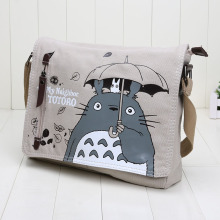 Japan cartoon anime My Neighbor Totoro messenger bags durable anime bag good gift for kids free shipping(China)