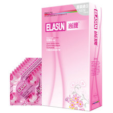 Buy Elasun Condoms 144 Pcs Ultra-thin Lubricated Condoms Dotted Pleasure Her,Natural Latex Rubber Adult Sex Products