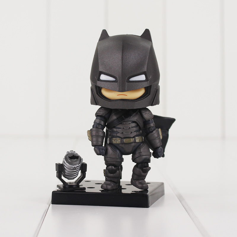 9cm Batman Dawn of Justice #628 PVC Action Figure Doll Collectible Model Toy Gift For Boys(China (Mainland))