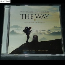 BINYEAE- New Sealed: Music from the motion picture The way Australian Version CD light disk [free shipping](China)
