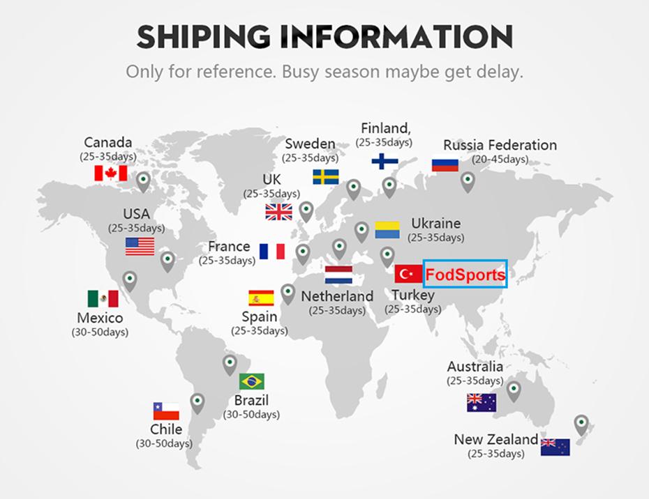 Shipping Maps