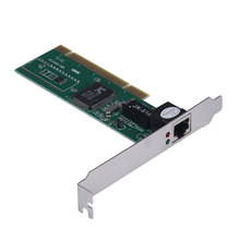 New 10/100 Mbps NIC RJ45 RTL8139D LAN Network PCI Card Adapter for Computer PC Adaptador