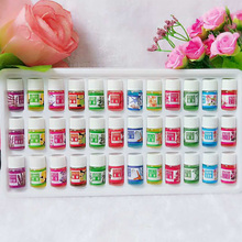 Brand New Water-soluble Oil Essential Oils for Aromatherapy Oil Humidifier Oil with 12 Kinds of Fragrance 36 Bottle Set