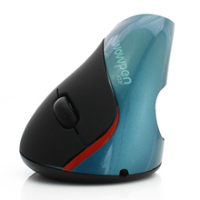 2 4Ghz Superior Ergonomic Wireless Mause Optical 4000 DPI Vertical Gaming Gamer font b Mouse b