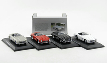Special Original 1:43 Classic 300 SL convertible classic car model Alloy car model Collection model Holiday gifts