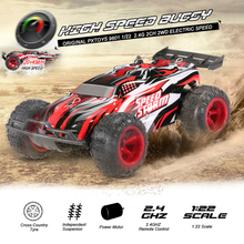 Buy rc car 9601 2.4GHz 4CH 1:22 2WD high speed RC Off-road Car RTR RC Buggy Speedstorm car remote control toy child best gift for $30.24 in AliExpress store
