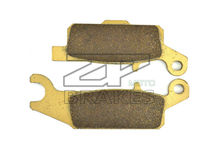 Brake Pads For ATV YAMAHA YFM 250 RSPXC Special Edition Custom 2008 08 Front(Right) OEM New High Quality ZPMOTO-BRAKES