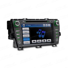 "8"" Touch Screen Special Car DVD for Toyota Prius 2009-2013 (Right Hand Drive) with Toyota Original User Interface/Appearance(China)"