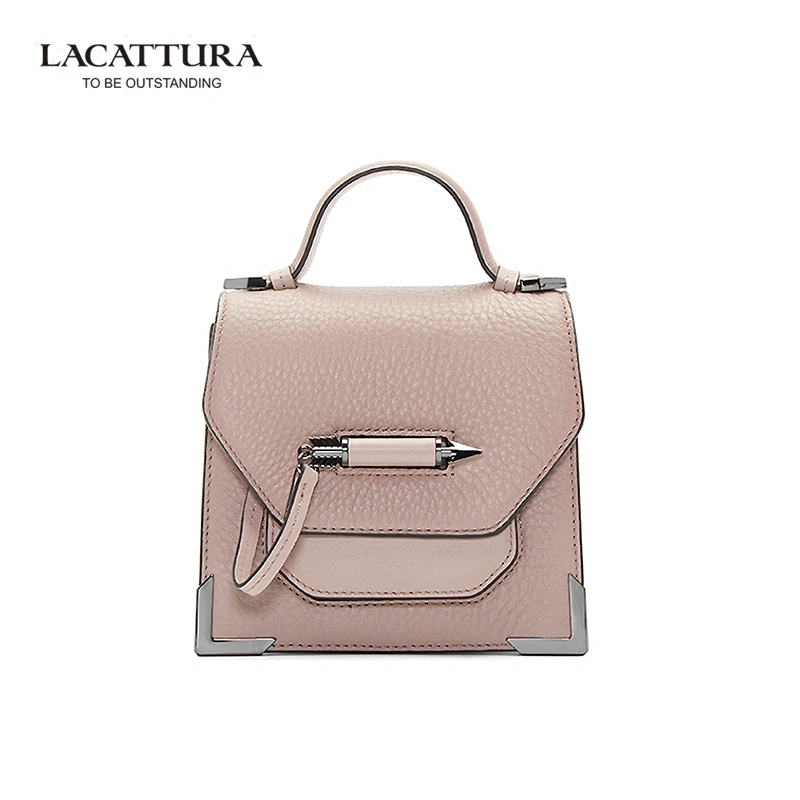 LACATTURA 2016 Fashion Womens Tote Bag One Shoulder Messenger Bag European and American Style All-match Small Flap Autumn Bag<br><br>Aliexpress