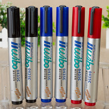 1pcs/lot True Color brand  whiteboard Marker Erasable marker Water-based ink free shipping